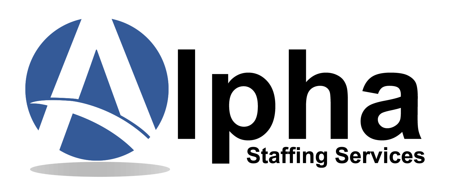 Alpha Staffing Services Logo
